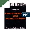 Valorian Society - The Sovereign Individual(1986)