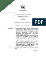 Undang-Undang Nomor 32 Tahun 2014 tentang Kelautan