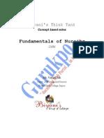 Fundamentals of Nursing
