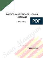 1. Dossier de 99 exercicis llengua catalana.pdf
