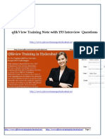 qlikview Training Document with 153 interview questions
