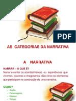 As Categorias Da Narrativa8 Pwpexp