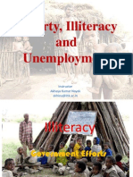 Illiteracy_National Policies on Education
