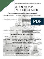 San Frediano Festività 2014 oltrarno Firenze