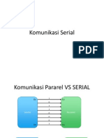 Komunikasi Serial RS232