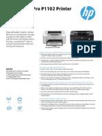 3.2 HP LaserJet Pro P1102