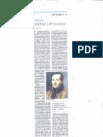 Mikhaïl Lèrmontov