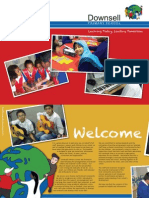 Downsell School Prospectus