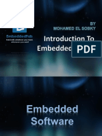3 Embedded Software