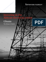 Investing in Power in Ghana 100588