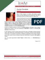 Ausrine Stundyte It CV