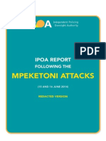 IPOA Mpeketoni Attack Monitoring Report