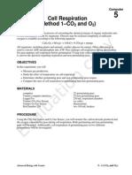 BIO a 05A COMP Cell Respiration