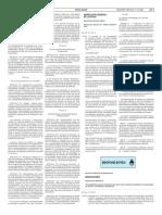 Disposición 4362/2014 Dirección Nacional de Migraciones