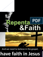 CFC CLP Talk 4 - Repentance and Faith