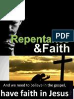 CFC CLP Talk 4 - Repentance and Faith