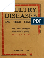 Poultry Diseases