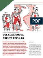 Hernan Camarero, Del Clasismo Al Frente Popular