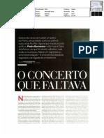 Entrevista a Pedro Burmester