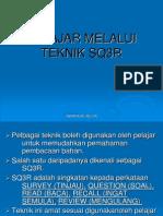 Belajar Melalui Teknik Sq3r