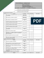 Lista de Verificação Estabelecimentos Industriais