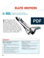 Satellite Motion Notes