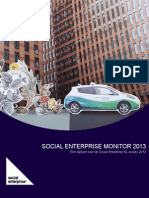 Social Enterprise Monitor