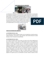 Contaminacion en Arequipa