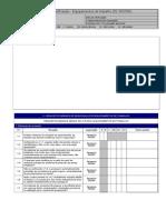 Lista de Verificação Equipamentos de Trabalho (com fotos)