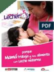 La Leche Materna Es El Mejor Alimento Para El Bebé