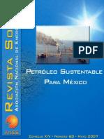 Petroleo sustentable para México