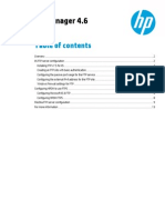 WP HPDM4.6 FTP Configuration