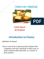 Cheese Varieties