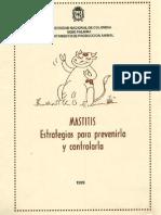 Prenvencion y Control de La Mastitis