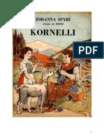 Johanna Spyri Kornelli (Auteur de La Série Heidi)