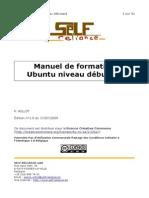 Manuel Formation Ubuntu Debutant