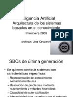 4b Arquitectura de Los Sistemas Basados en El Conocimiento (Es)