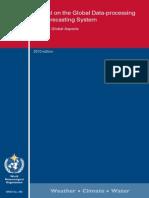 WMO Manual Global Data Processing and Forecasting System (WMO No485)