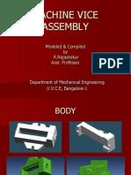 Machine Vice Assembly