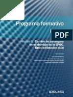 Programa Formativo EPOC. Módulo 5. Cambio de paradigma en el abordaje de la EPOC. Broncodilatación dual.