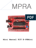 Mini Manual E PX Mini