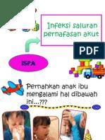 Penyuluhan ISPA Anak