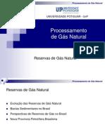 Reservas de Gás Natural