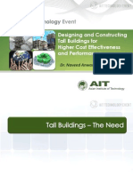 10.Designing and Constructing Tall Buildings for Higher Cost Effectiveness and Performance - Naveed Anwar