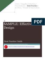 Econsultancy Web Design Best Practice Guide SAMPLE (1)