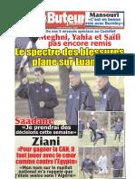 LE BUTEUR PDF du 29/12/2009