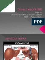 Sirosis Hepatik(SH)