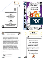Buku Program Kot