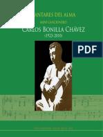 Cancionero de Carlos Bonilla