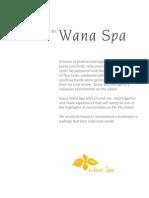 wana-spa-menu